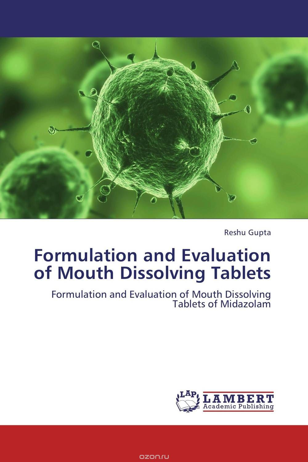 Formulation and Evaluation of Mouth Dissolving Tablets